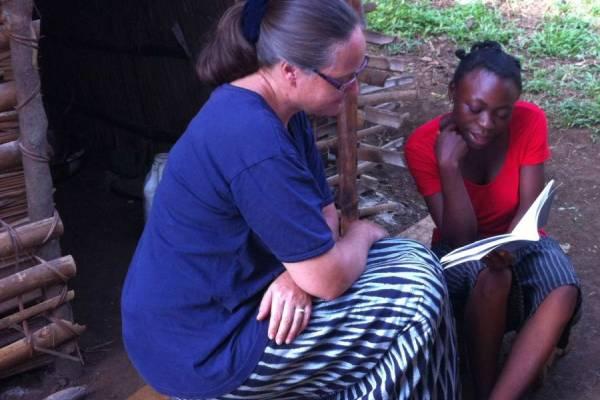 Literacy-Cameroon