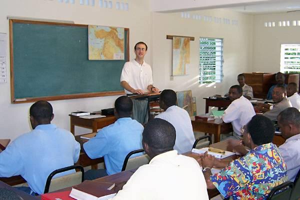Bible+College+Professor-Haiti