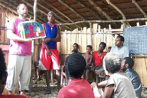 Storying-Papua