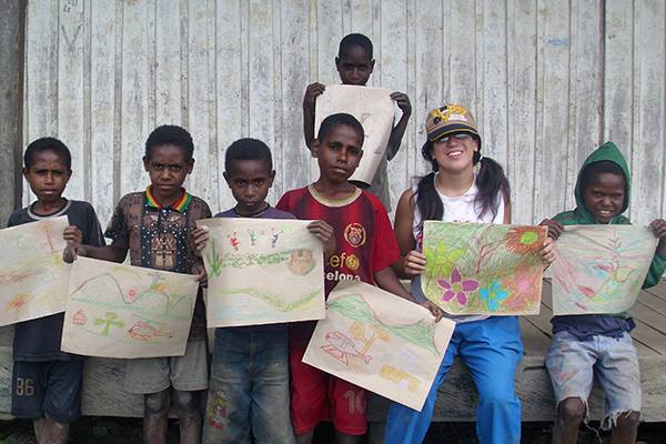 Literacy-Papua