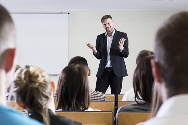 University+Professor-China