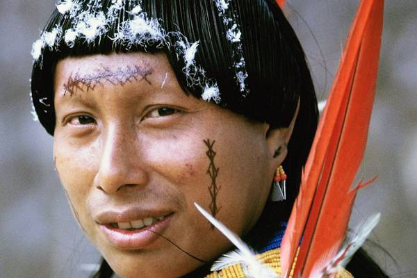 Suriname+%26%238211%3B+Tribal