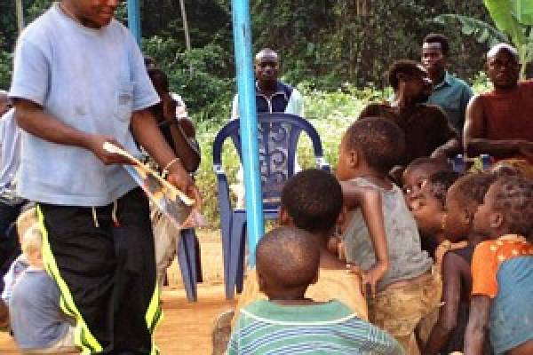 The+Baka+People+of+Cameroon
