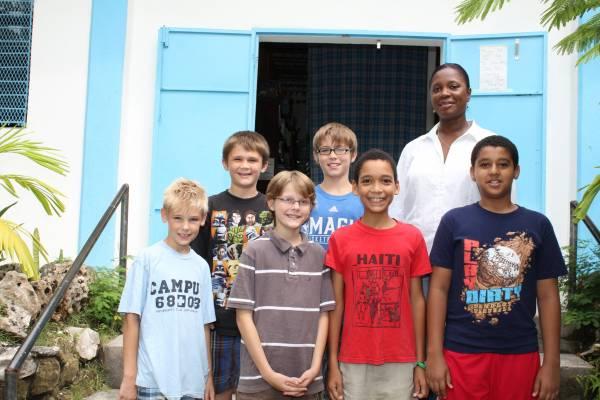 Homeschool+Tutor-Haiti